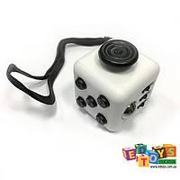Фиджет Куб Fidget-Cube NEW (антистресс) белый/черный