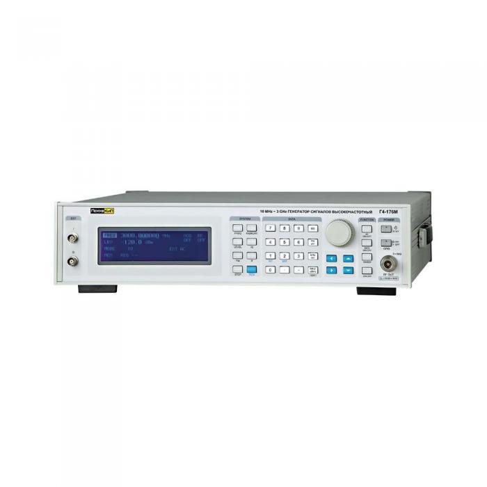 Генератор сигналов высокочастотный ПрофКиП Г4-176М