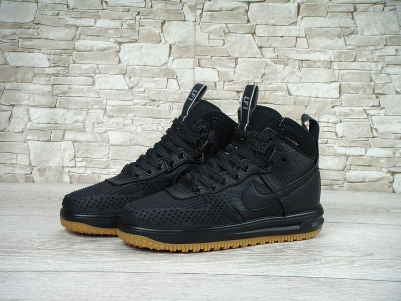 "Мужские ботинки Nike Lunar Force 1 Duckboot ""Black Gum"""