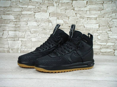 "553fb9df6478 Мужские ботинки Nike Lunar Force 1 Duckboot ""Black Gum"""