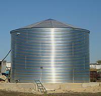 Резервуары для хранения Воды,КАС до 3000 м³