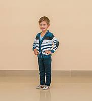 Полувер на пуговицах для мальчика