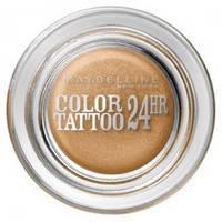 Maybelline EyeStudio Color Tattoo 24H гелевые крем-тени оттенок 05