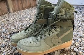 Мужские кроссовки Nike Special Field SF Air Force 1