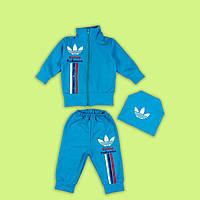 Спортивный костюм для мальчика Супер ребенок