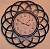 Настенные часы имитация бронзовых (41х41х5 см.)