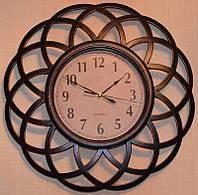 Настенные часы имитация бронзовых (41х41х5 см.), фото 1