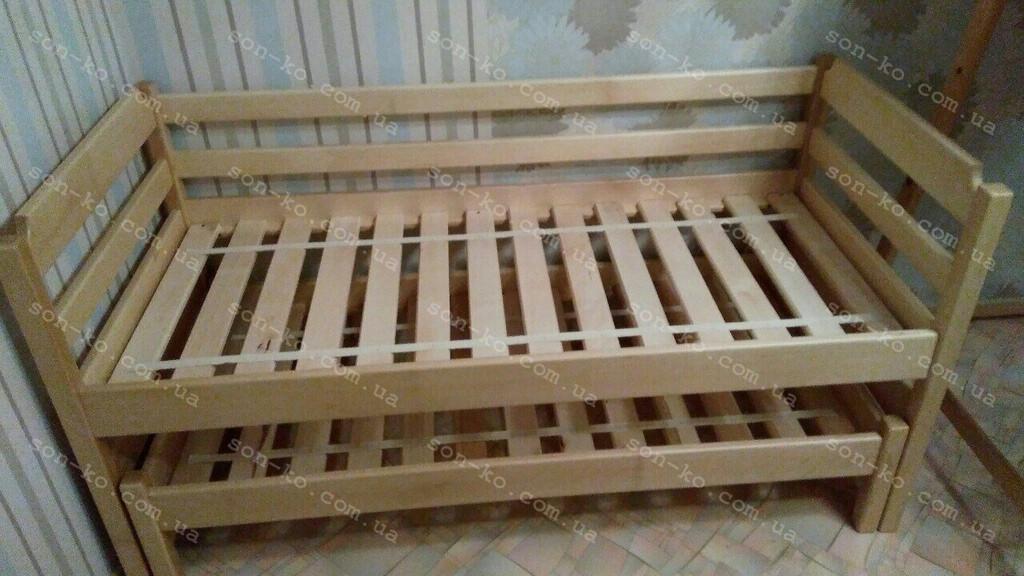 Кровать Ольга масив бука