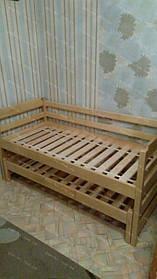 Кровать с масива бук Ольга