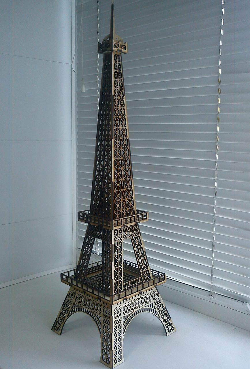 Деревянный макет Эйфелевой башни 750мм
