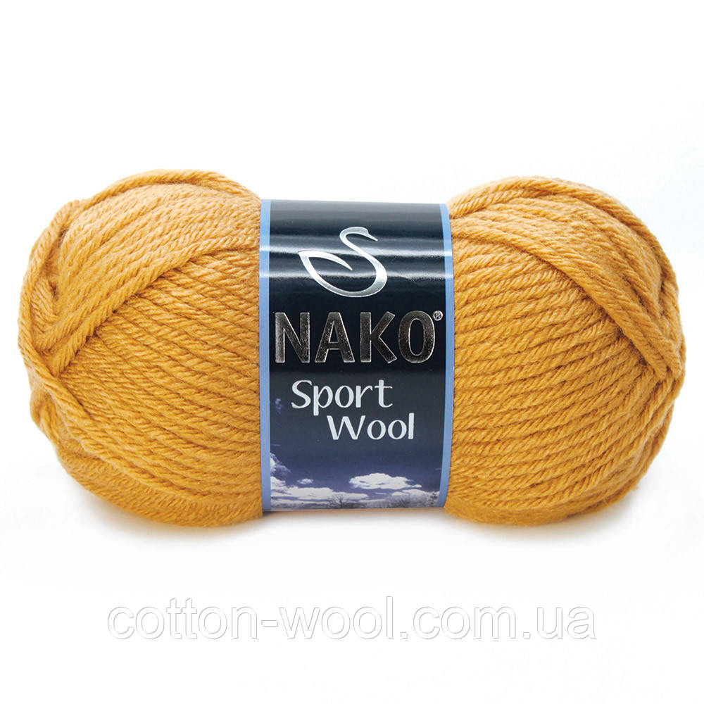 Nako Sport Wool (Спорт вул) 10129