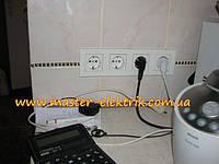 Замена и прокладка новой электропроводки
