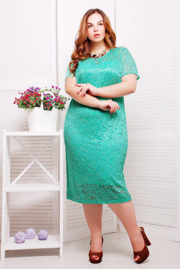 Купить нарядное платье размера 54-56