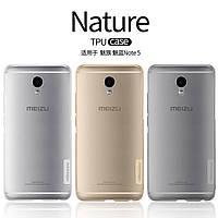 TPU чехол Nillkin для Meizu M5 Note (3 цвета), фото 1