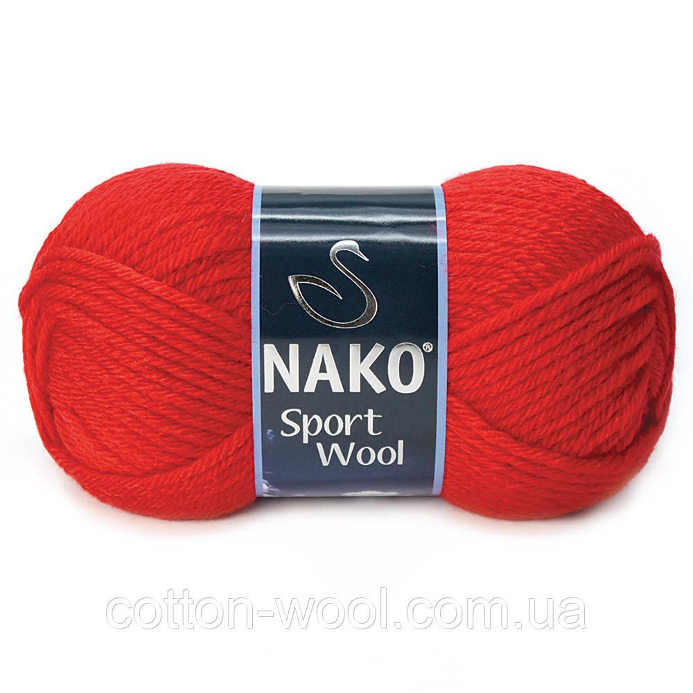 Nako Sport Wool (Спорт вул) 1140