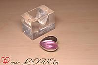 "Флешка 16GB ""Сердце с розовым кристаллом"" 8"