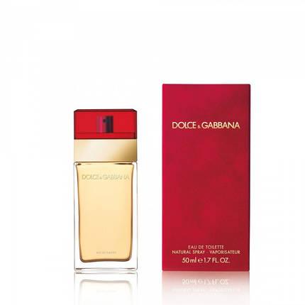 Женские духи Dolce & Gabbana Pour Femme edt 100 ml, фото 2