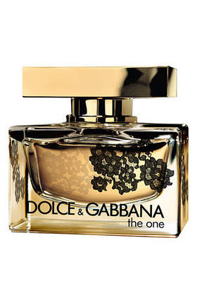 Женские духи Dolce & Gabbana The One Lace Edition edt, фото 2