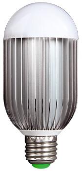 Лампа светодиодная  e.save.LED.А60E.E27.12.4200 тип шар, 12Вт, 4200К, Е27 (ал)