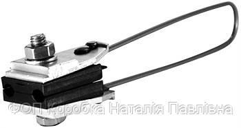 Анкерный изолированный зажим e.i.clamp.si.2.16.35, с проволочной скобой