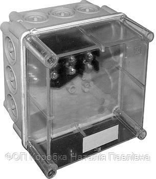 Коробка монтажная пластиковая Z1 SO IP 55 без кабельных вводов (165*165*140)