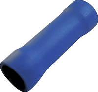 Гильза соединительная изолированная  e.splice.stand.bv.5.blue 4-6 кв.мм, синяя