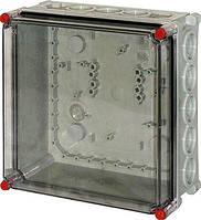 Коробка монтажная пластиковая Z3 W 1-3-3-4 IP55 (250*250*138)