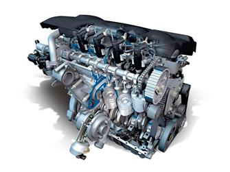 Двигатель LADA Приора