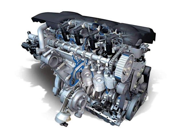 Двигатель ВАЗ 2101-07