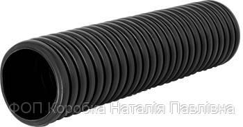 Труба гофрированная двустенная e.kor.tube.90/75мм (50м)