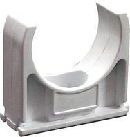U-образная клипса e.pipe.u.clip.stand.25 для труб d25мм