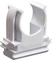 S-образная клипса e.pipe.s.clip.stand.25 для труб d25мм