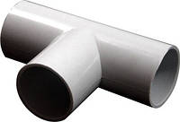 Т-соединитель e.pipe.t.connect.stand.25 для труб d25мм