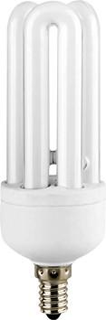 Лампа энергосберегающая e.save.3U.E14.18.2700, тип 3U, цоколь Е14, 18W, 2700 К