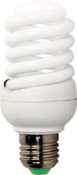 Лампа энергосберегающая e.save.screw.E27.23.4200.T2, тип screw, цоколь Е27, 23W, 4200 К, колба Т2