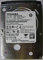 "Toshiba 500GB 7200rpm 16MB SATA III 2.5"" MQ01ACF050"