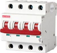 Модульный автоматический выключатель e.industrial.mcb.100.3N.C16, 3р+N, 16А, С, 10кА
