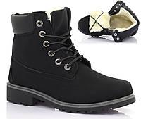 Женские ботинки Malibu black, фото 1