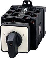 Пакетный переключатель e.industrial.sb.0-1-2.3.20, 3р, 20А (0-1-2)