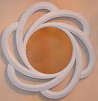 Зеркало настенное фигурное (51 см.), фото 1