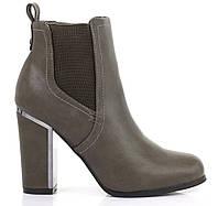 Женские ботинки Margo grey, фото 1