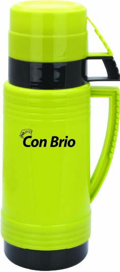 Термос Con Brio CB-351 (0.6л) Зеленый