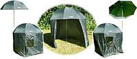 Зонт-укрытие Comfortika Ø 200 см с окошком