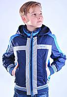 Куртка деми KIKO на флисовом утеплителе 134, 140, 146, 152, 158, 164