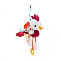 Lilliputiens - Развивающая игрушка петушок Джон