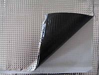 Виброизоляция Turbo 2,0 мм  лист(0,6м х 0,5м)