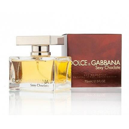 Женские духи Dolce & Gabbana Sexy Chocolate edp 75 ml, фото 2