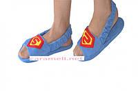 Тапочки Супермен Размер 18 - 45