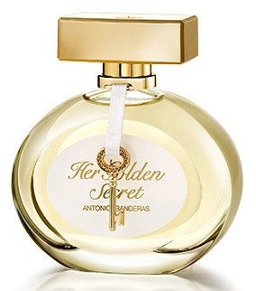 Женские духи Antonio Banderas Her Golden Secret edt 80 ml