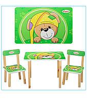 Столик и 2 стульчика 501-14